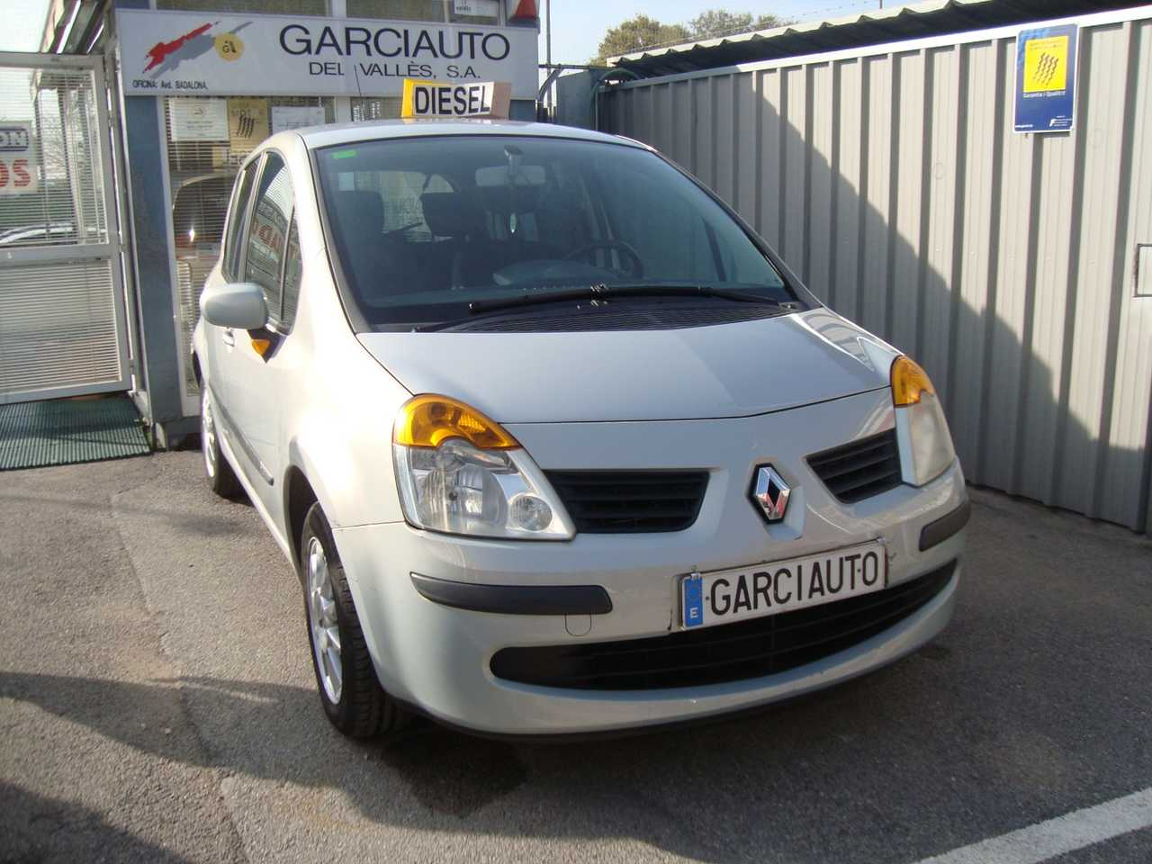 Renault Modus 1.5 DCI 80 CV CONFORT DINAMIC   - Foto 1
