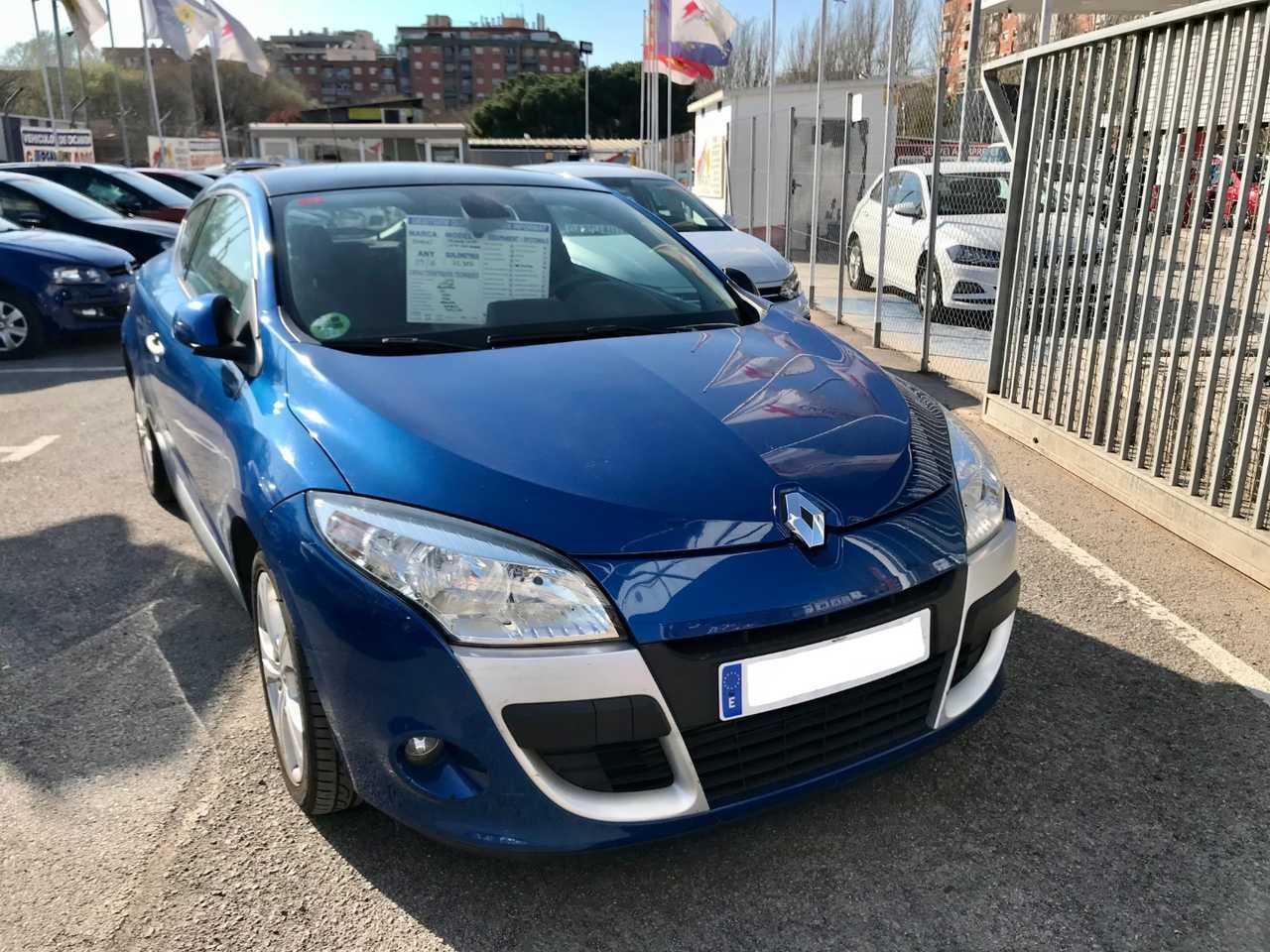 Renault Megane Coupe 1.4 130 CV SPORT DINAMIC   - Foto 1