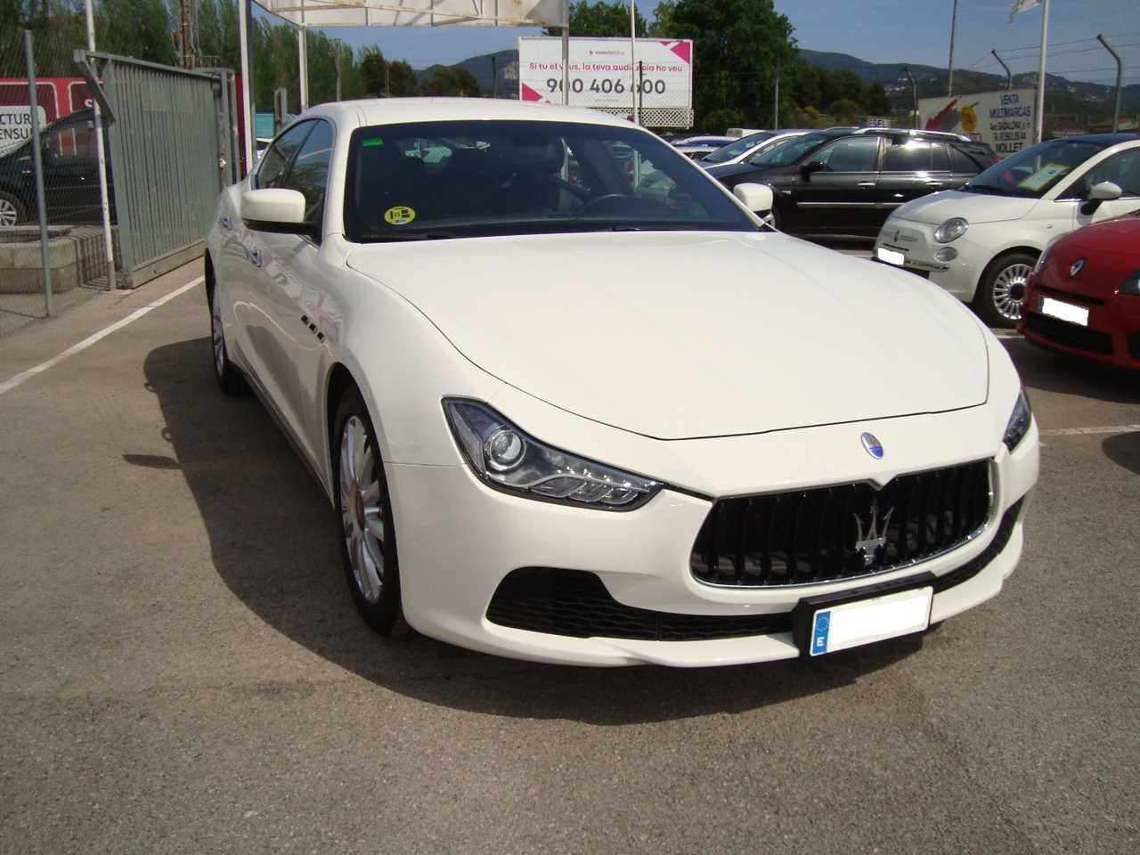 Maserati Ghibli 3.0  275 CV V6 DIESEL  AUTOMATICO   - Foto 1