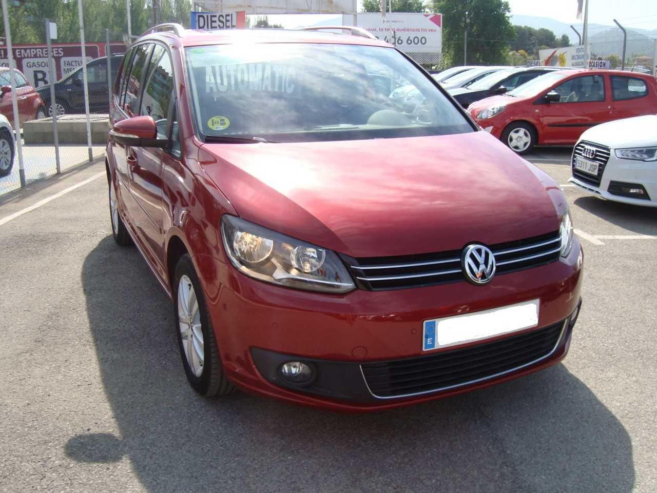 Volkswagen Touran 1.6 TDI 105 CV DSG 7 PLAZAS   - Foto 1