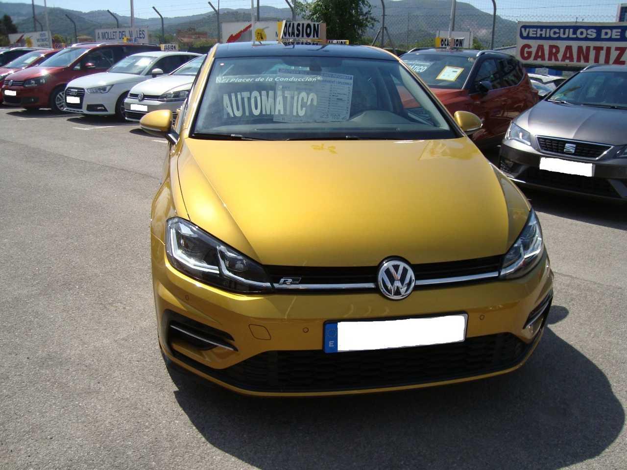 Volkswagen Golf 1.6 TDI 115 CV RLINE SPORT DSG   - Foto 1