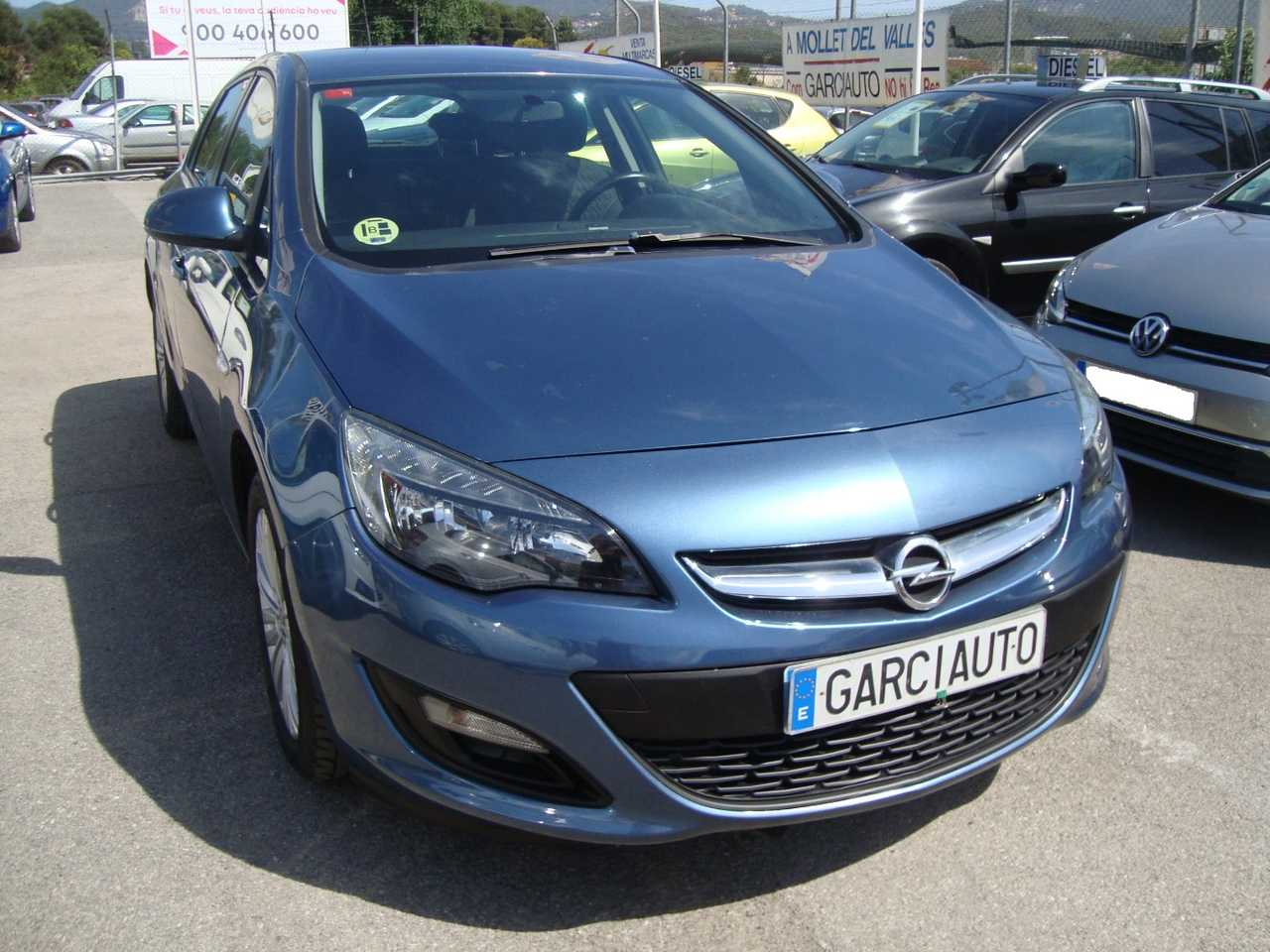 Opel Astra ASTRA 1.7 CDTI 110 CV ENJOY 5P   - Foto 1