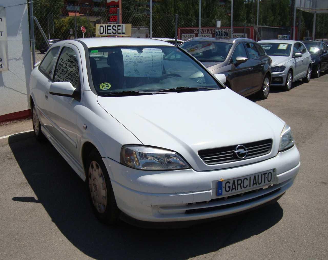 Opel Astra 1.6 CLUB 85 CV 3P   - Foto 1