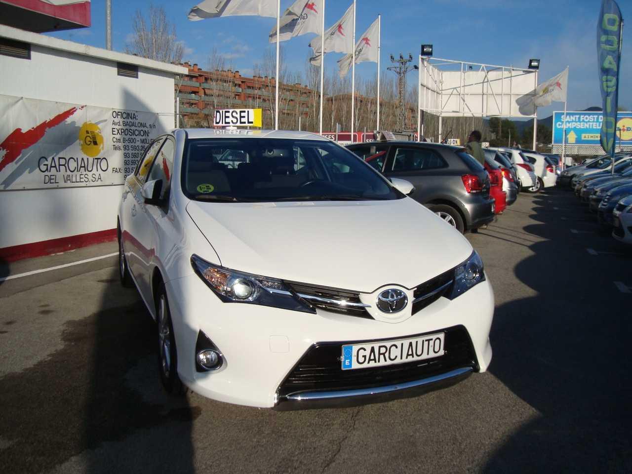 Toyota Auris 2.0D ACTIVE 124 CV   - Foto 1