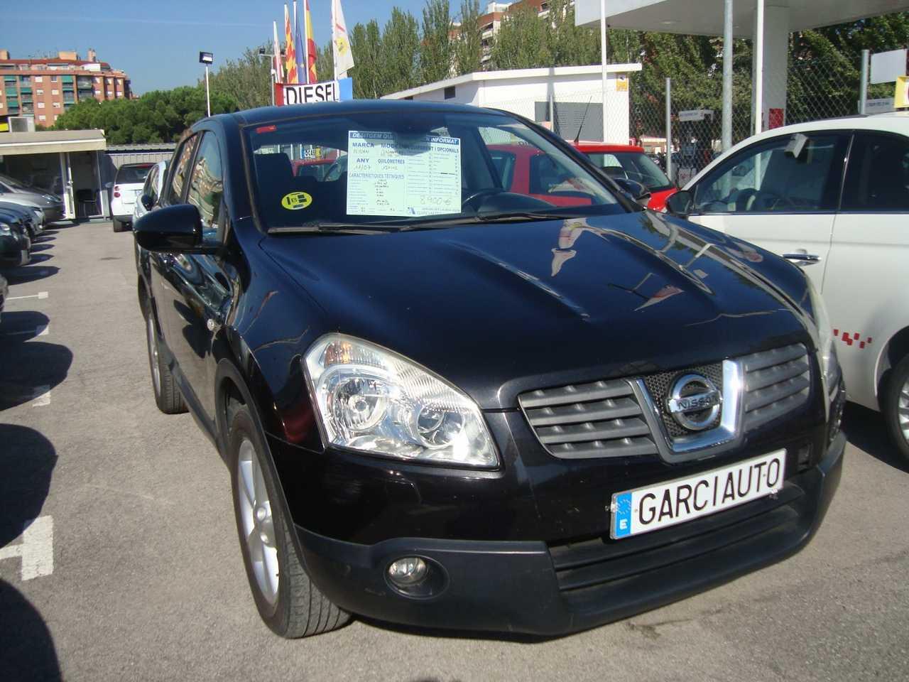 Nissan Qashqai 2.0TDI TEKNA 150 CV   - Foto 1
