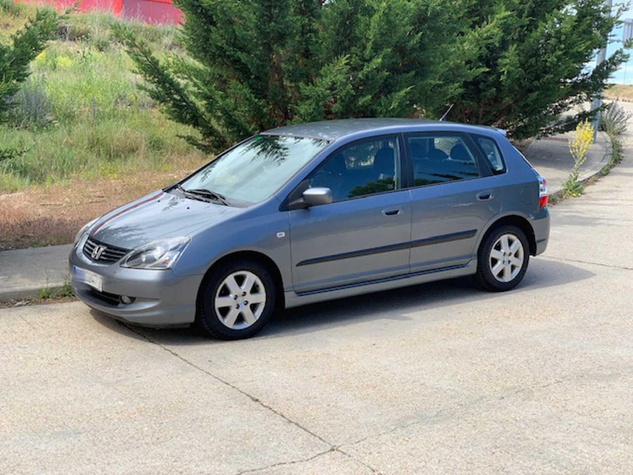 Honda Civic 1.7 CTDI   - Foto 1