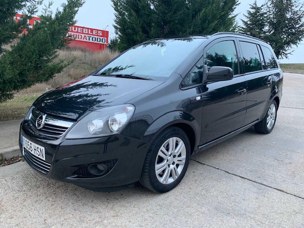 Opel Zafira 1.7 CDTI   - Foto 1