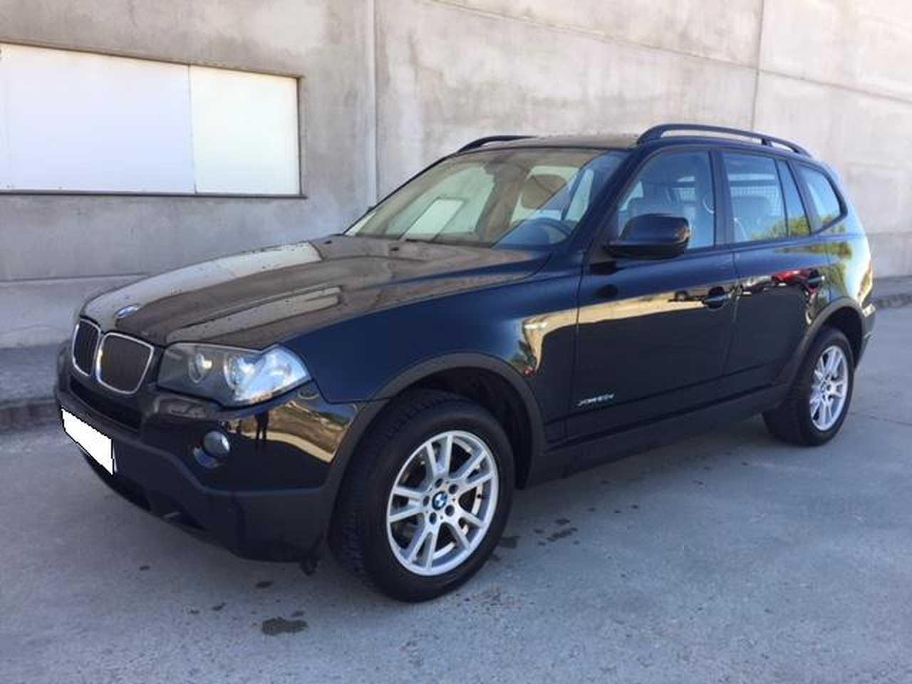 BMW X3 2.0D XDrive  - Foto 1