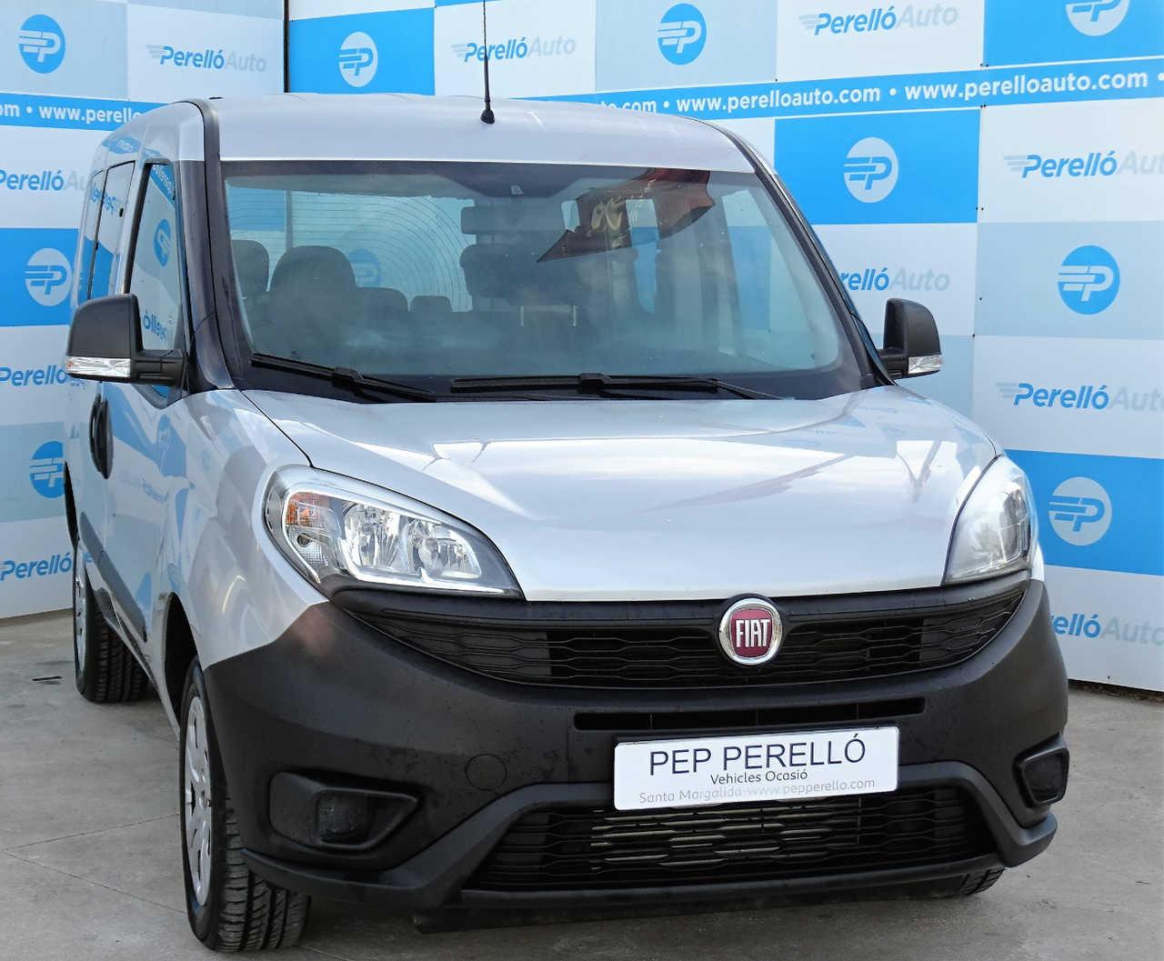 Fiat Doblo 1.3MJET 95CV PANORAMA POP   - Foto 1