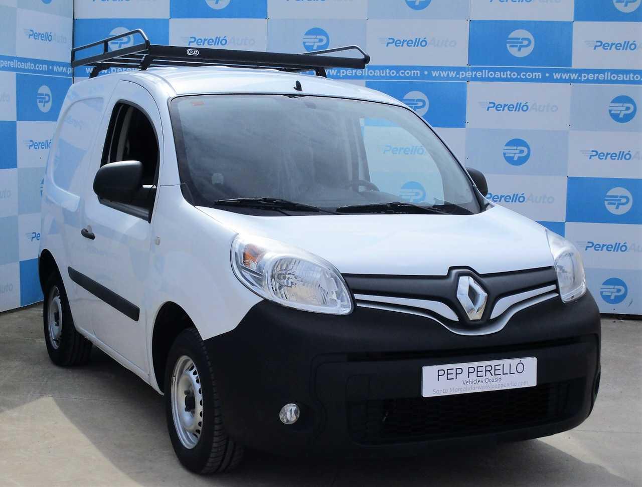 Renault Kangoo 1.5DCI 75CV PROFESIONAL COMPACT INCLUYE BACA  - Foto 1