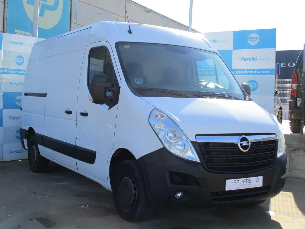 Opel Movano L2H2 CDTI 130CV   - Foto 1