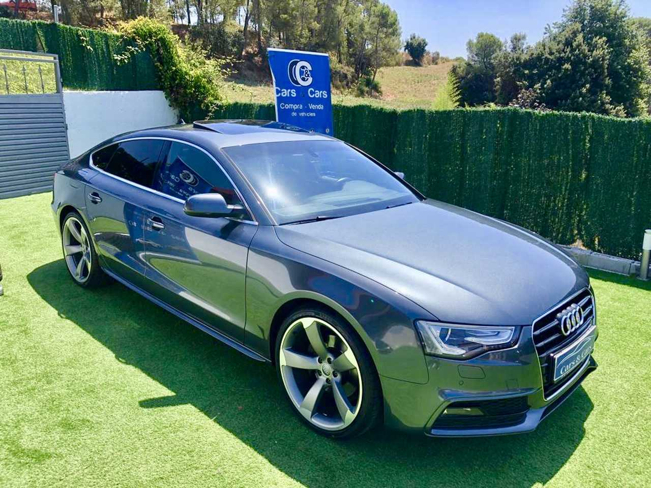 Audi A5 Sportback 3.0tdi buckets s-Line plus   - Foto 1