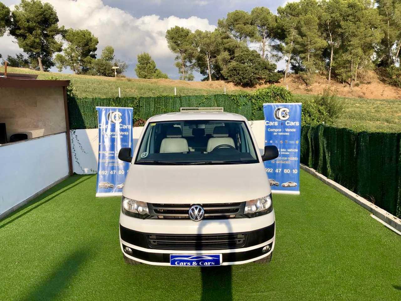 Volkswagen Transporter 2.0tdi 115cv combi    - Foto 1