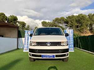 Volkswagen Transporter 2.0tdi 115cv combi    - Foto 2