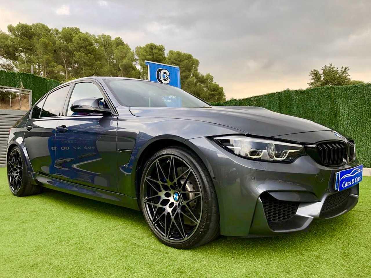 BMW M3 Berlina Competición 450cv   - Foto 1