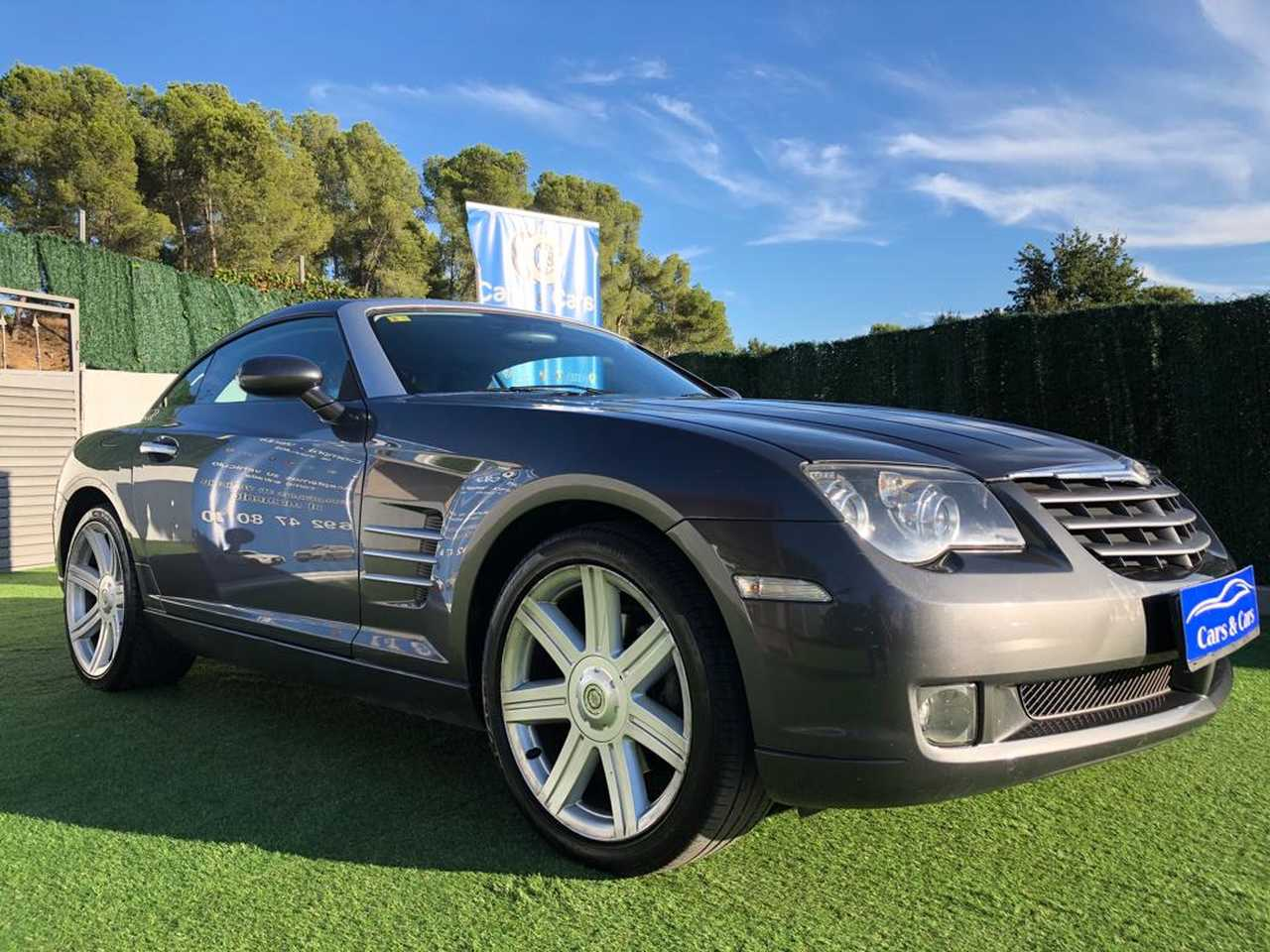 Chrysler Crossfire Coupe    - Foto 1