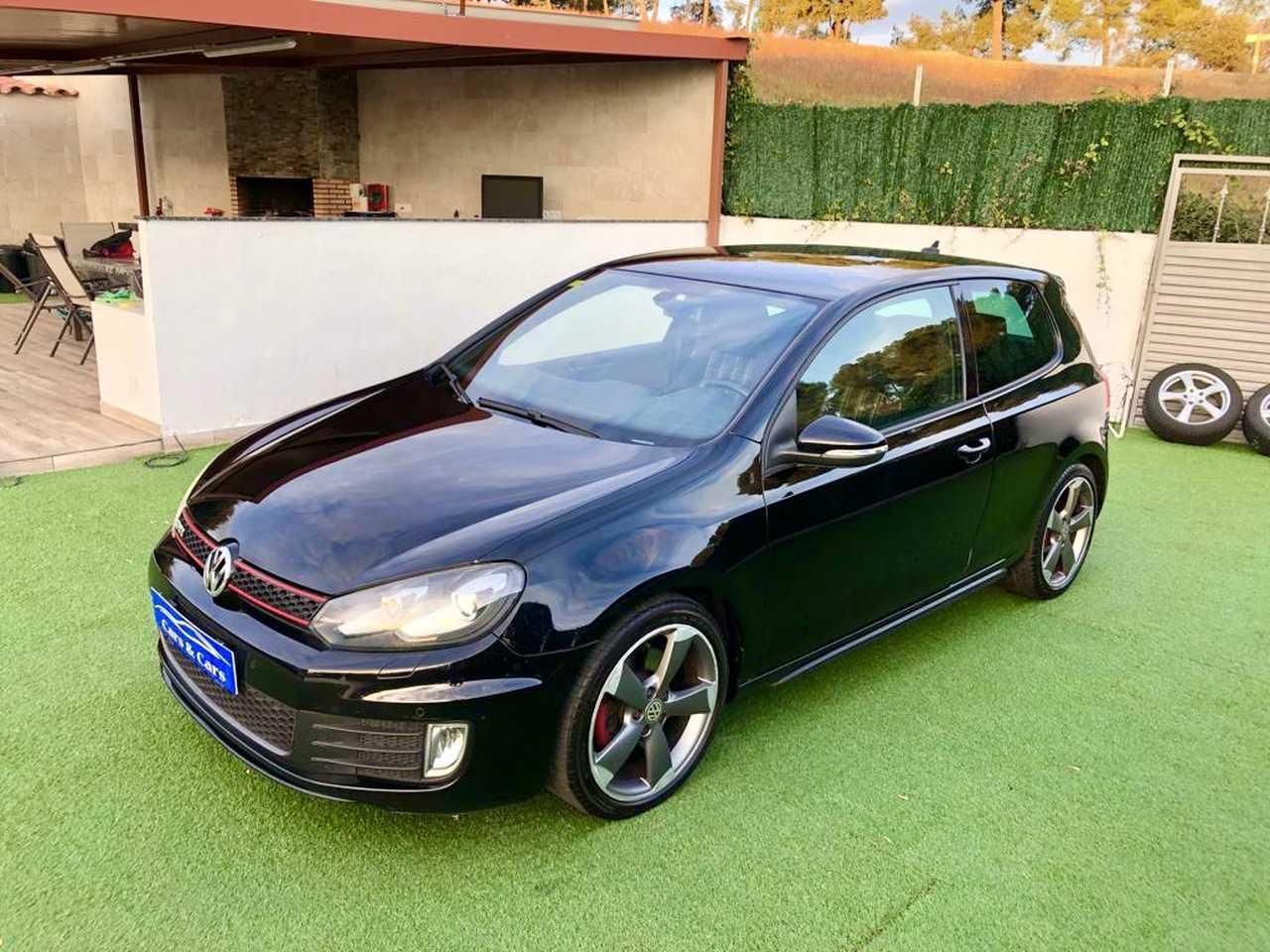 Volkswagen Golf Gti 2.0tfsi 210cv   - Foto 1