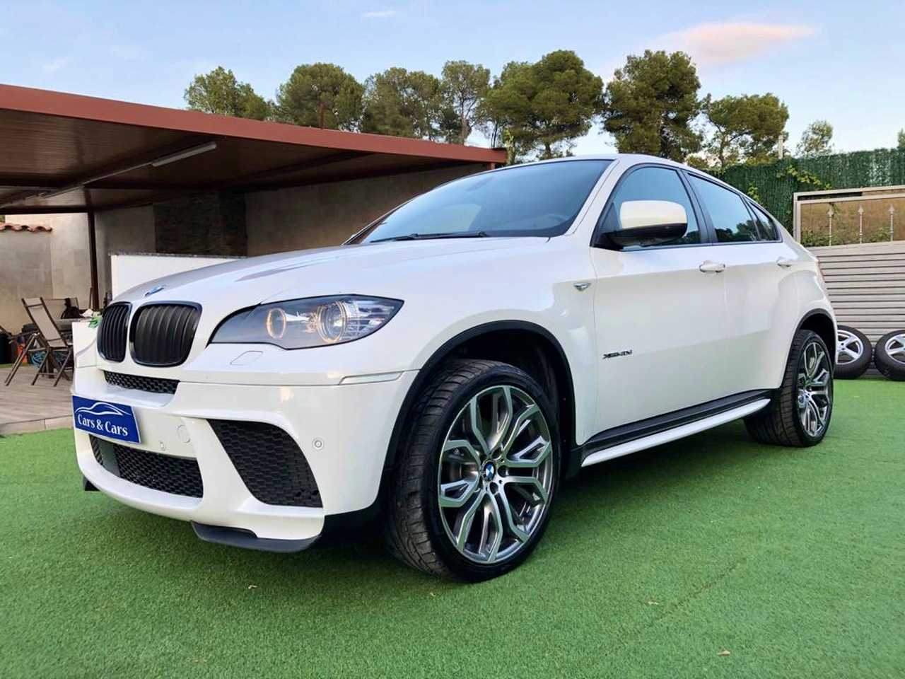 BMW X6 4.0d performance    - Foto 1