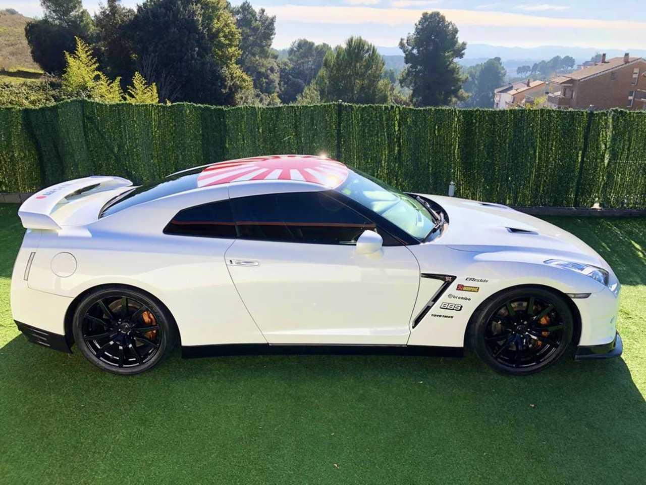 Nissan GT-R 550cv black Edition   - Foto 1