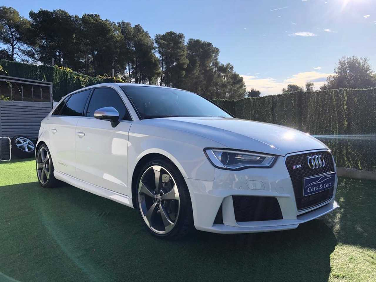 Audi RS3 Sportback    - Foto 1