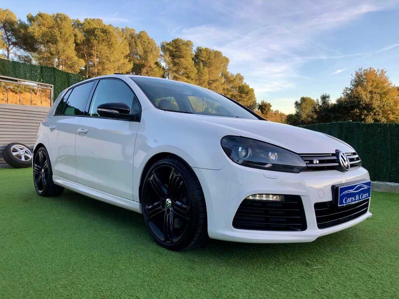 Volkswagen Golf R backets    - Foto 1