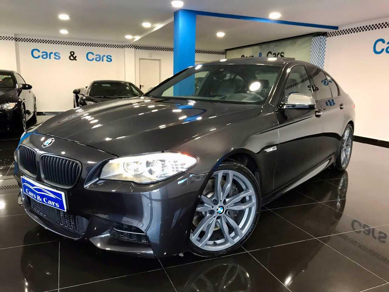 BMW Serie 5 M550d xdrive   - Foto 1