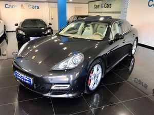 Porsche Panamera Turbo nacional    - Foto 2
