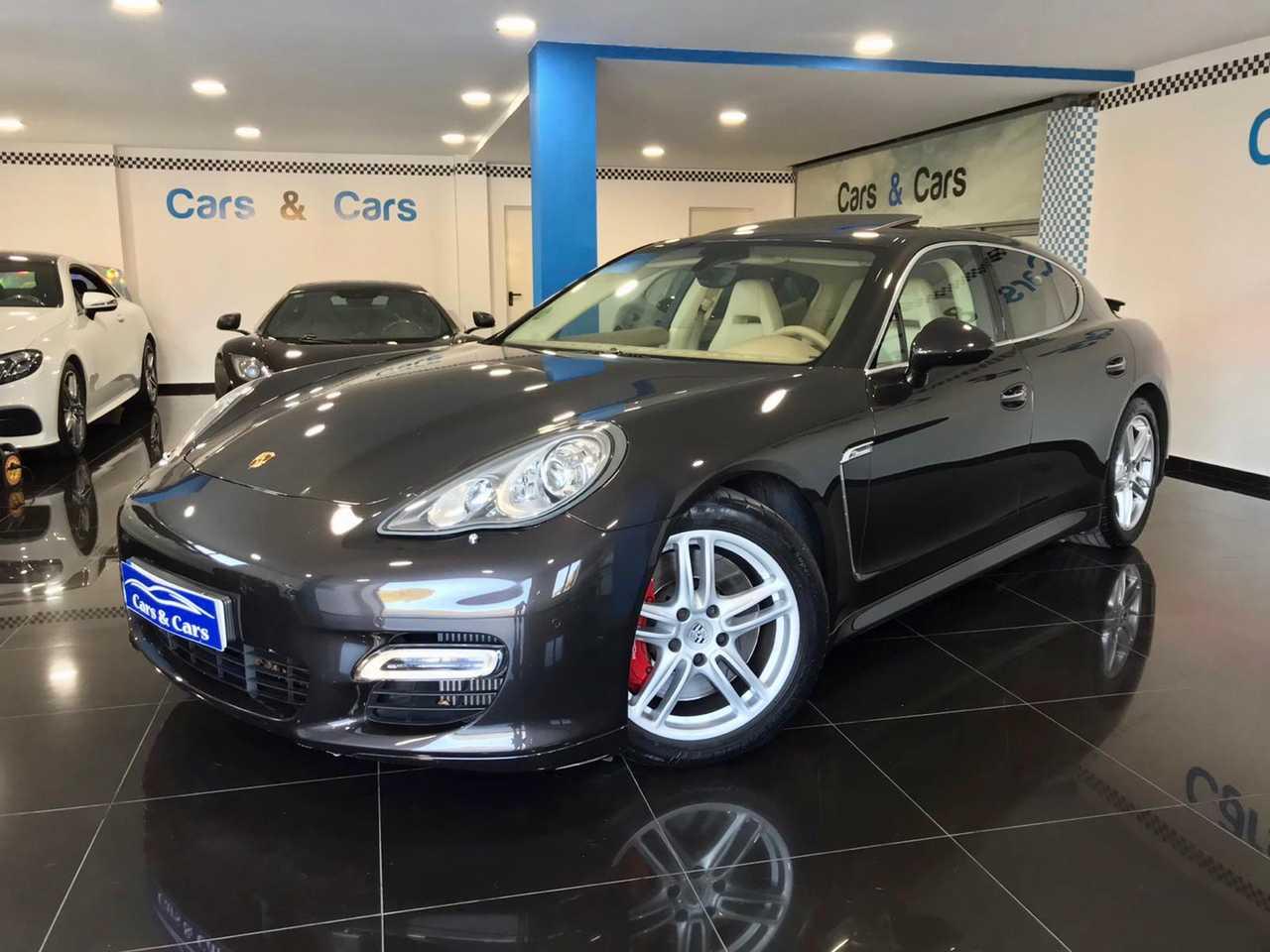 Porsche Panamera Turbo nacional    - Foto 1