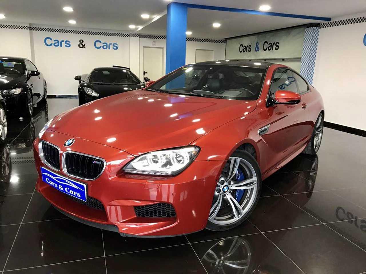 BMW M6 Coupé Nacional   - Foto 1