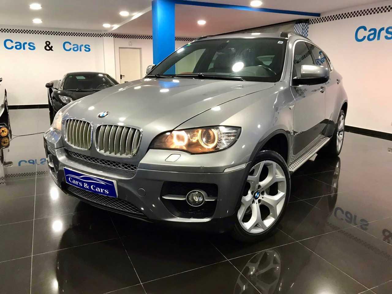 BMW X6 4.0d 5 plazas    - Foto 1