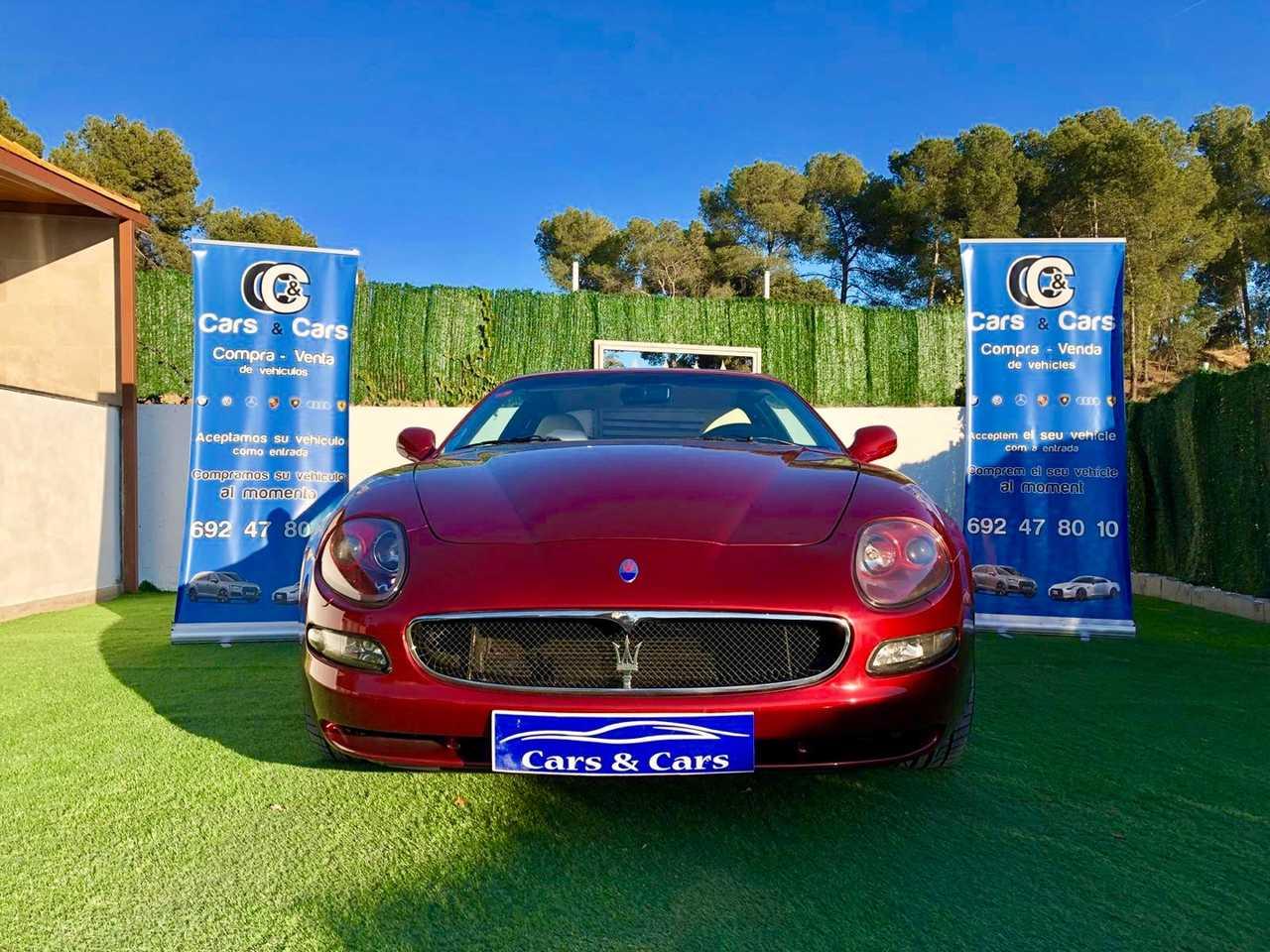Maserati Coupe 4.2 cambiocorsa   - Foto 1