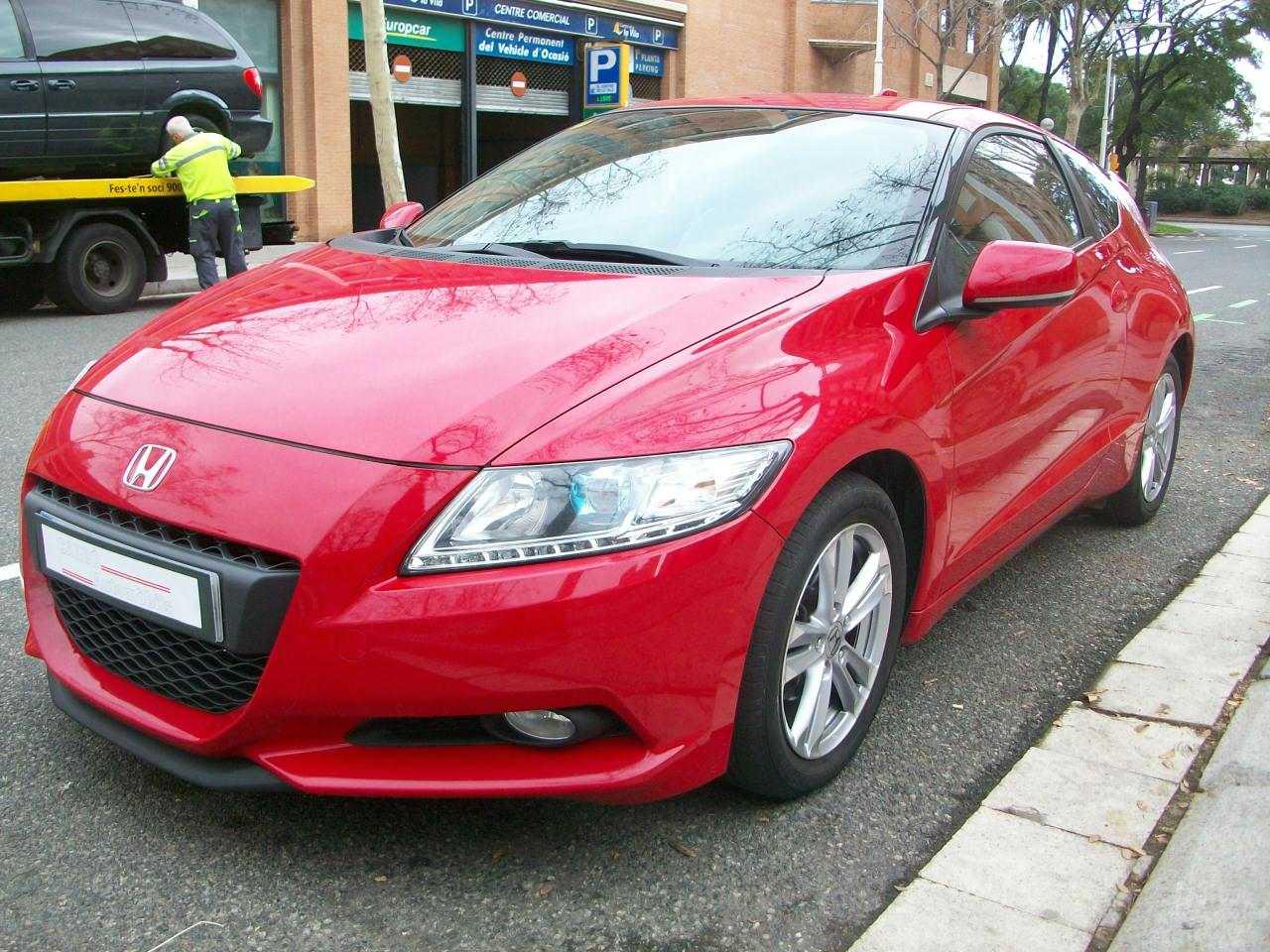Honda CR-Z Hybrid VTEC  IMA  SPORT   - Foto 1