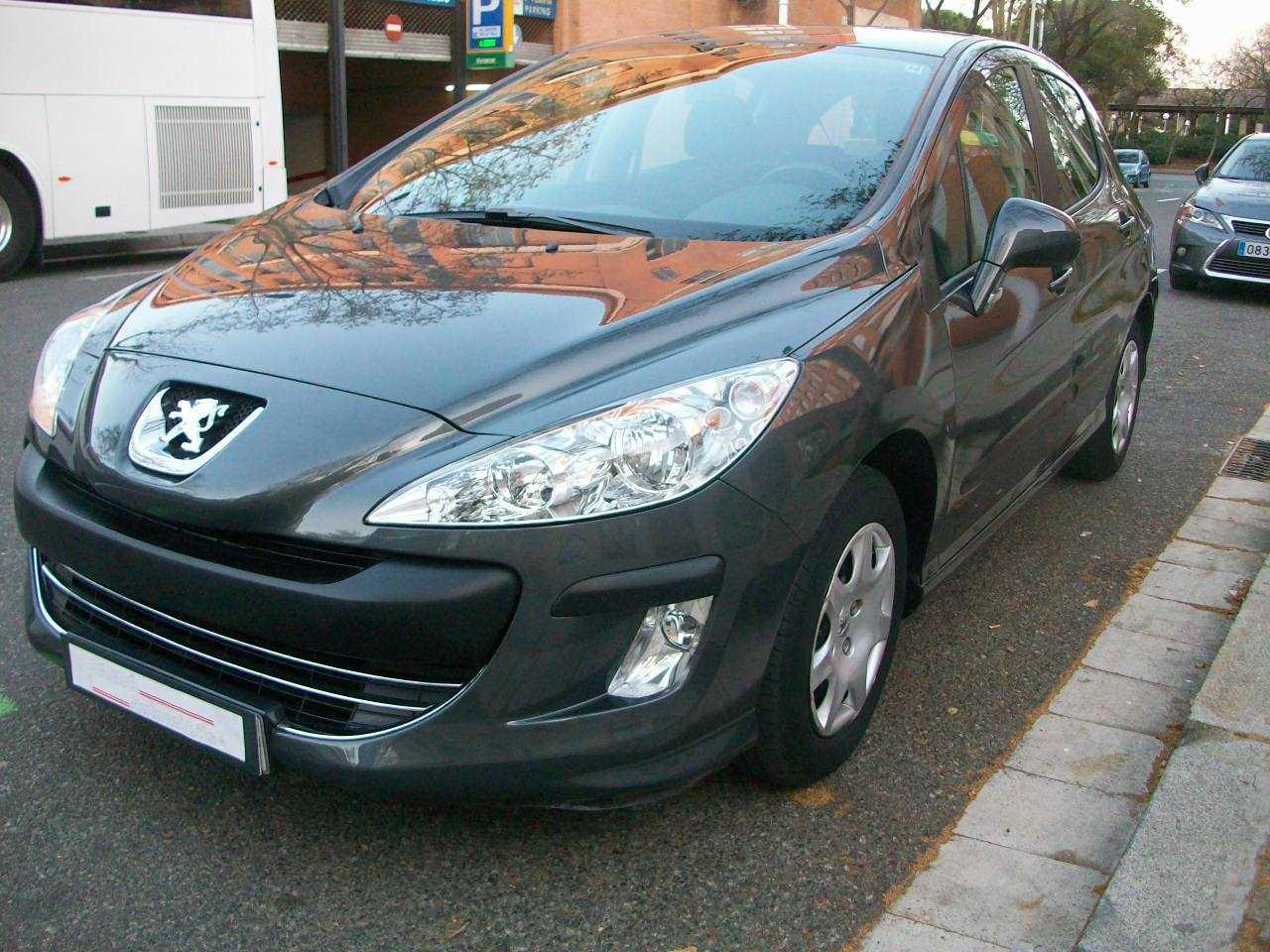 Peugeot 308 1.6  120CV VTI