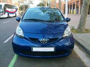 Toyota Aygo 1.0 wt-i-blue  automatico
