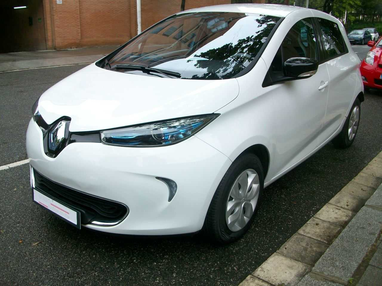 Renault Zoe LIFE   50,000 KMS  IVA DEDUCIBLE   - Foto 1