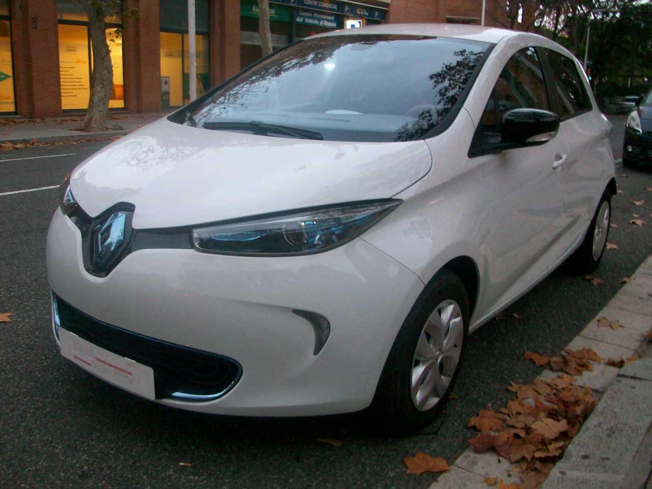 Renault Zoe LIFE  CARGA RAPIDA    10.900 KM  IVA DEDUCIBLE   - Foto 1