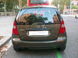 Mercedes Clase A 180  CDI  EXCLUSIVE EDITION AUTOMATICO   - Foto 3