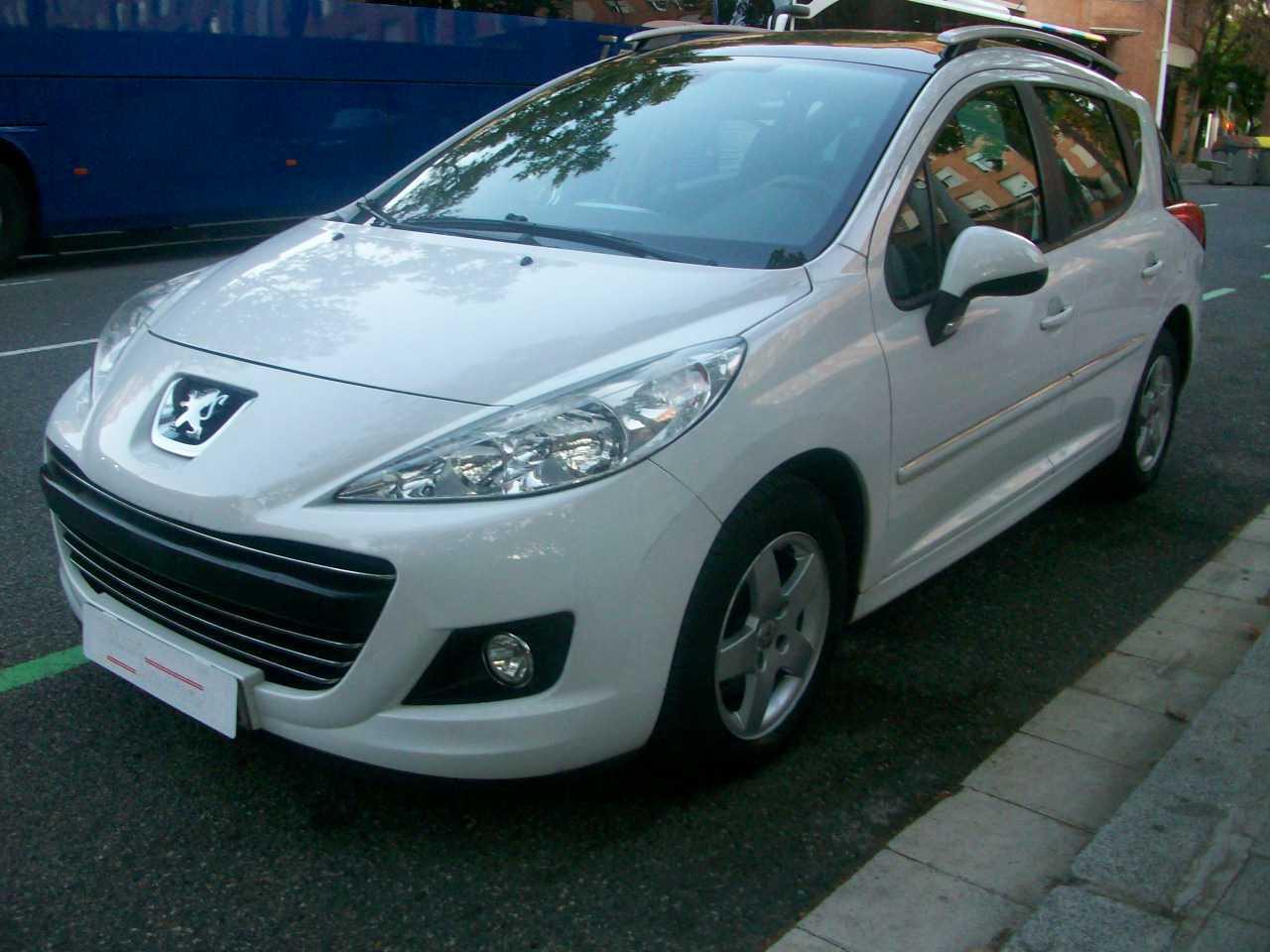 Peugeot 207 SW 1.4 16v SPORT