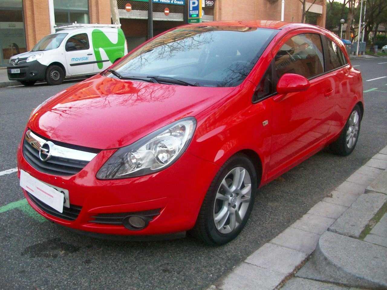 Opel Corsa 1.4 SPORT  3 PUERTAS  - Foto 1