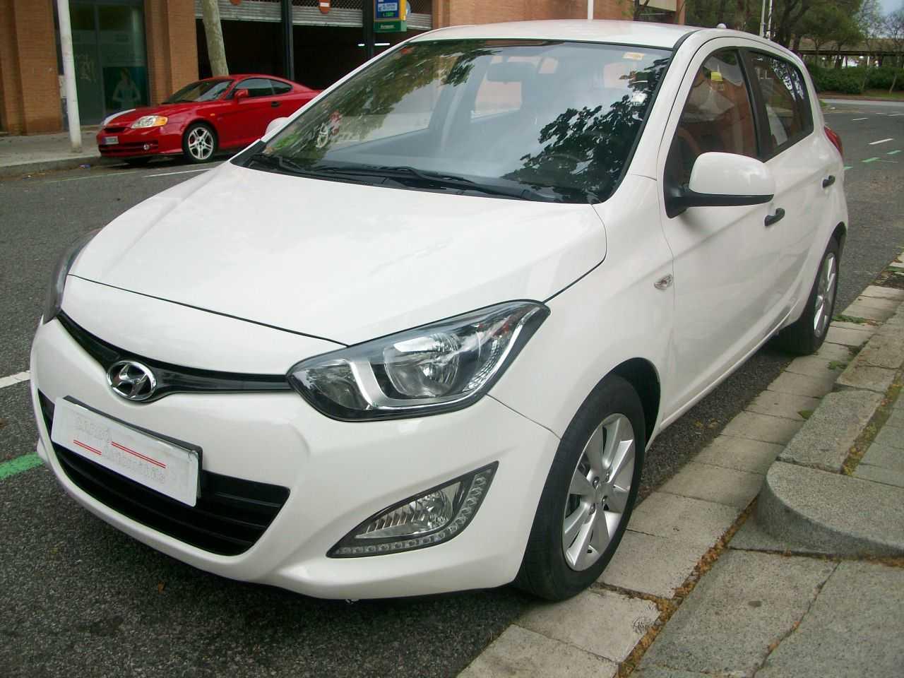 Hyundai i20 1,2 SLE