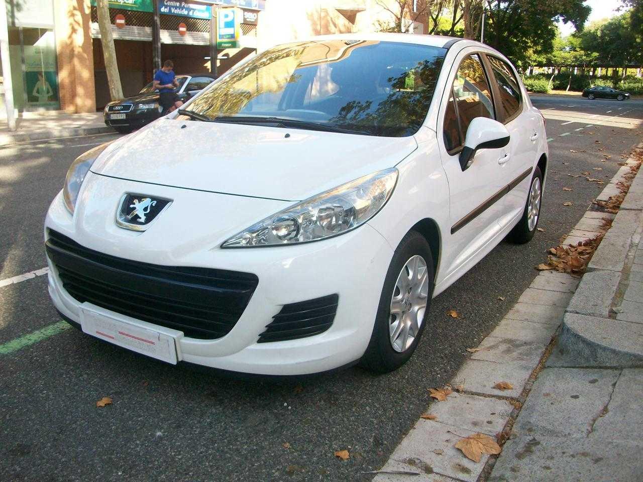 Peugeot 207 1.4 VTI  16V  CONFORT