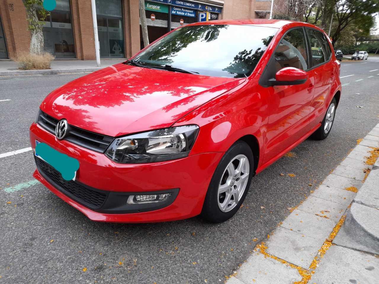 Volkswagen Polo 1.2 70cv  BLUEMOTION