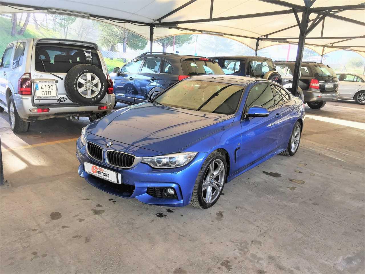BMW Serie 4 Coupé 420 D   - Foto 1