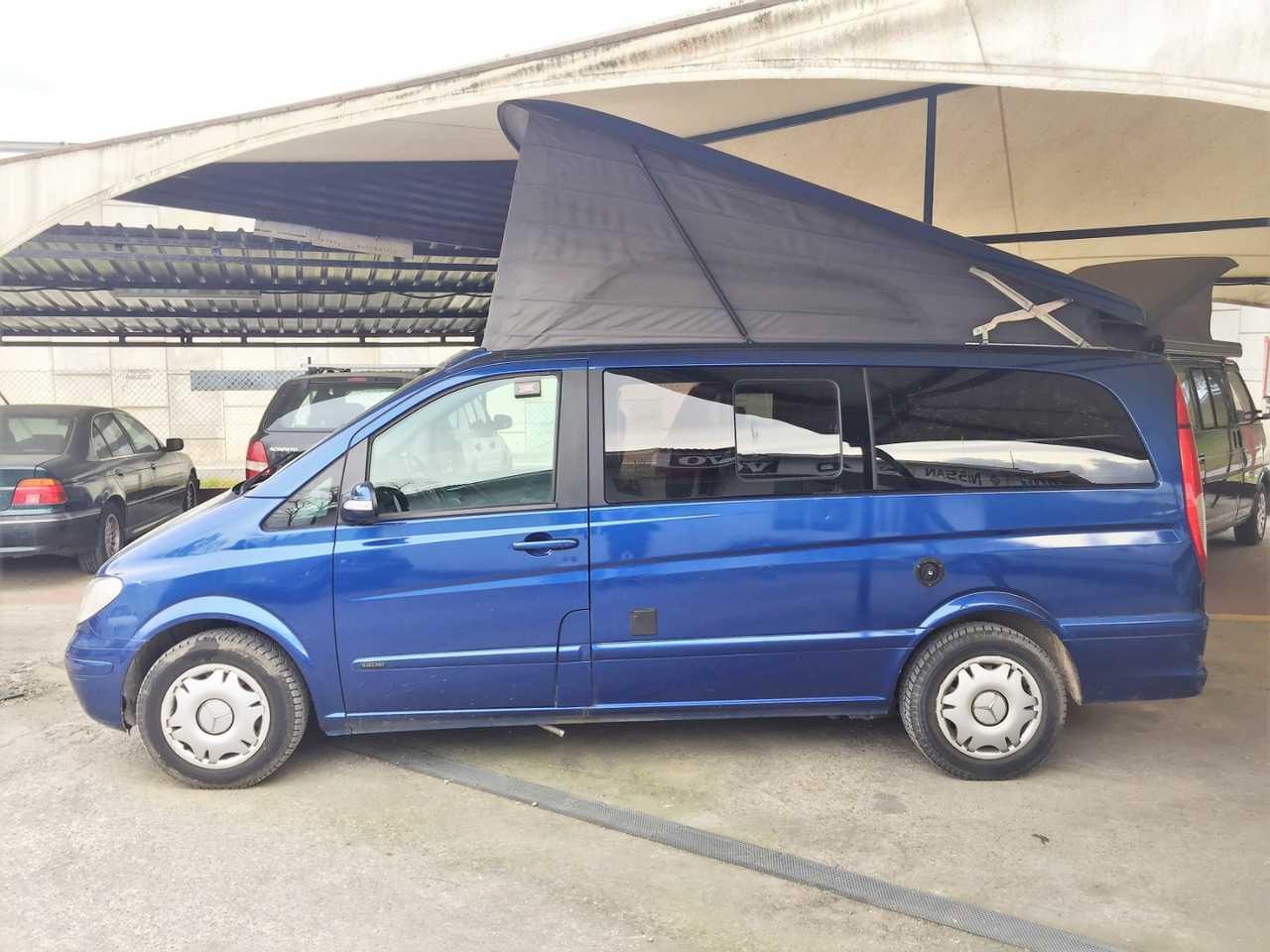 Mercedes Viano CDI 2.2  MARCO POLO   - Foto 1
