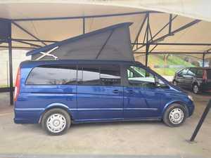 Mercedes Viano CDI 2.2  MARCO POLO   - Foto 2