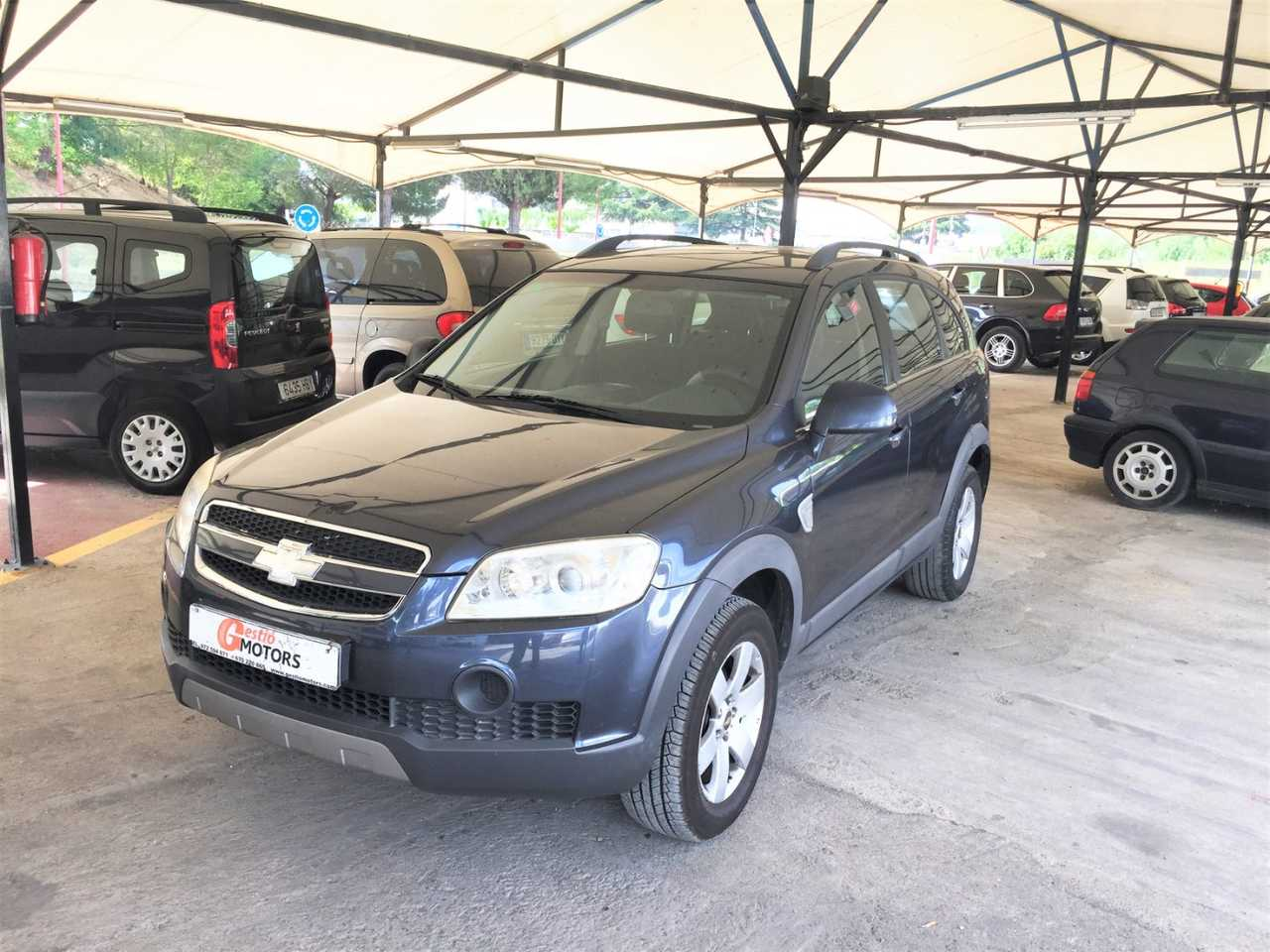 Chevrolet Captiva VCDI  7 PLAZAS   - Foto 1