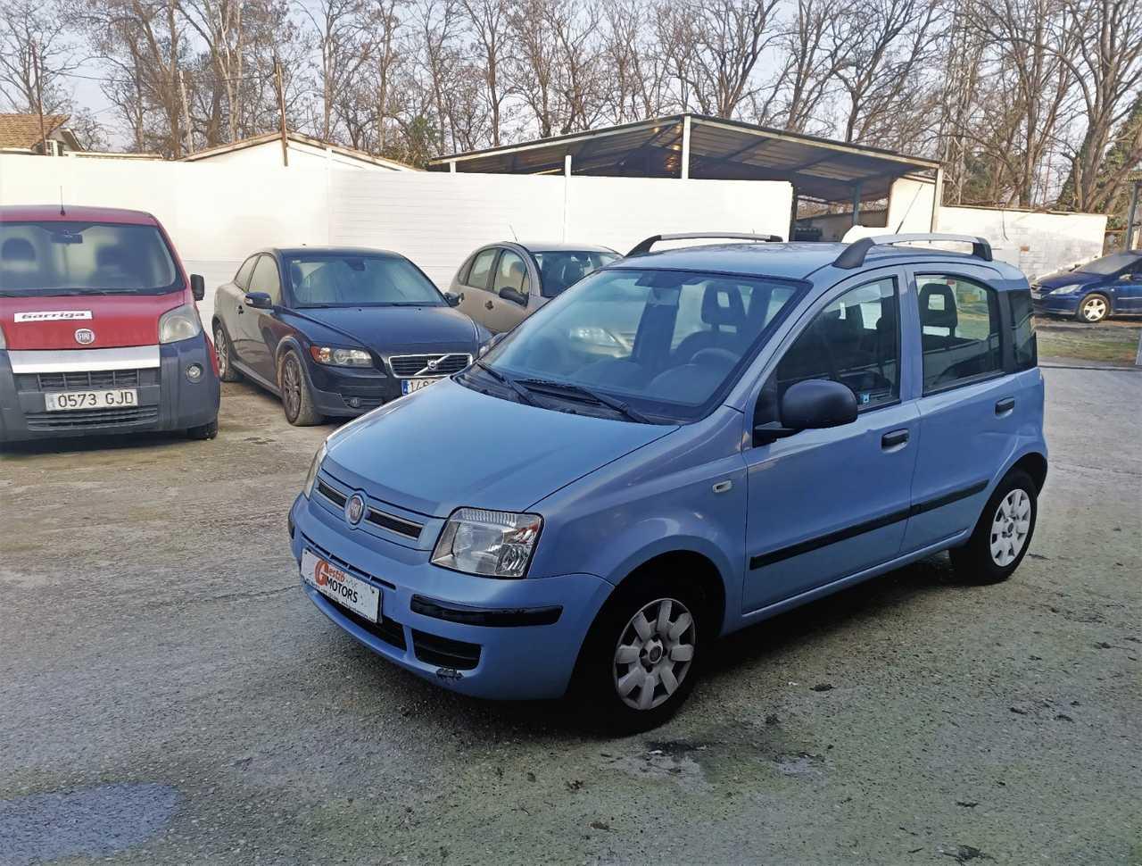 Fiat Panda 1.2 dinamic  70cv   - Foto 1
