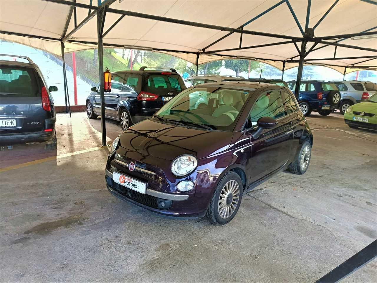 Fiat 500 1.2 8V 69cv    - Foto 1