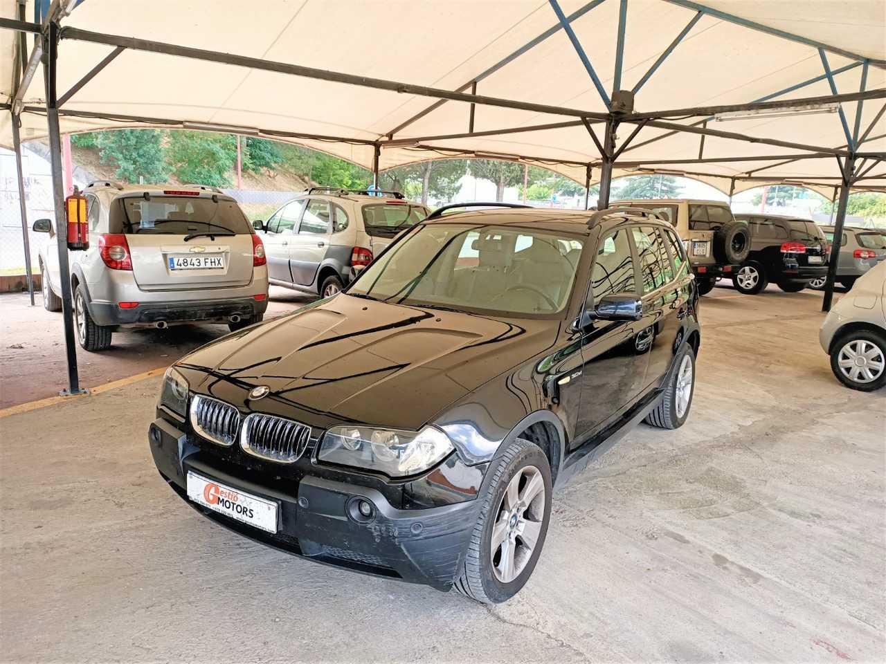 BMW X3 3.0 D AUTOMATIC   - Foto 1