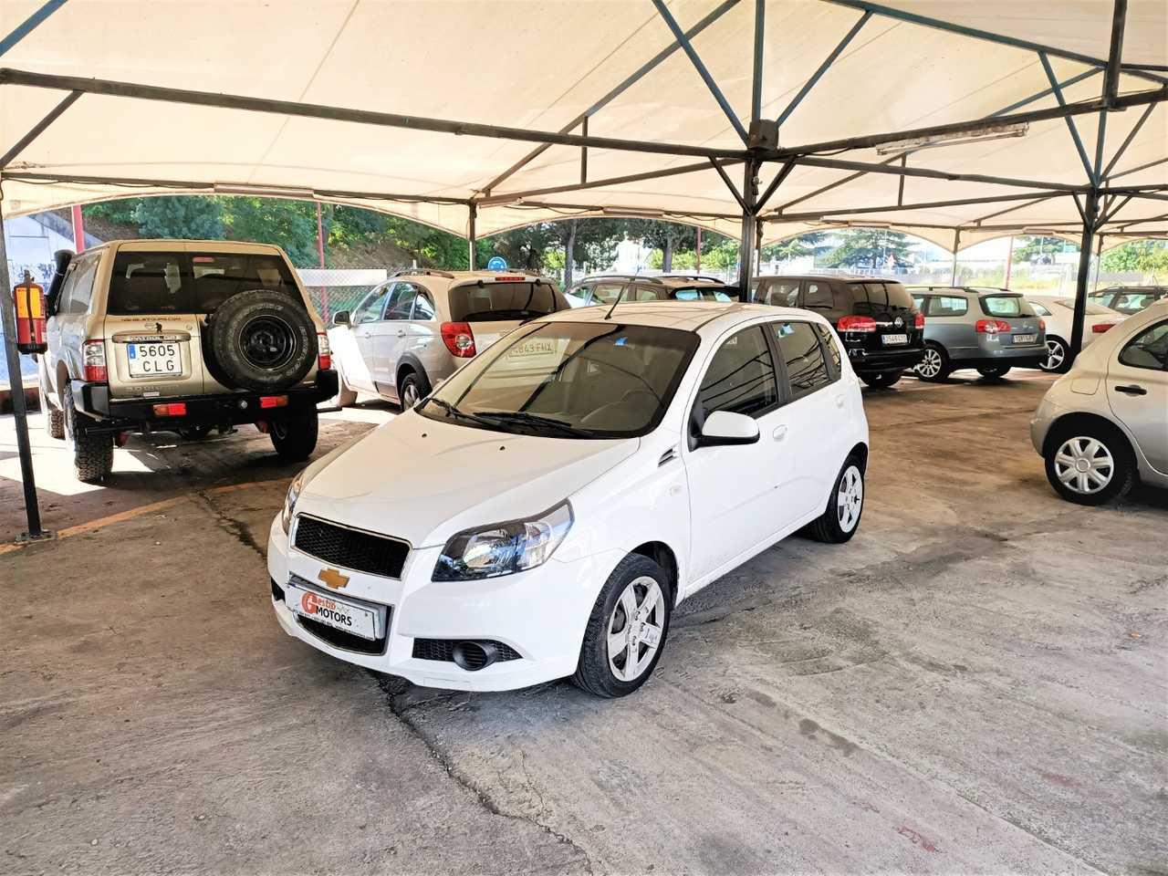 Chevrolet Aveo 1.2 LT   - Foto 1